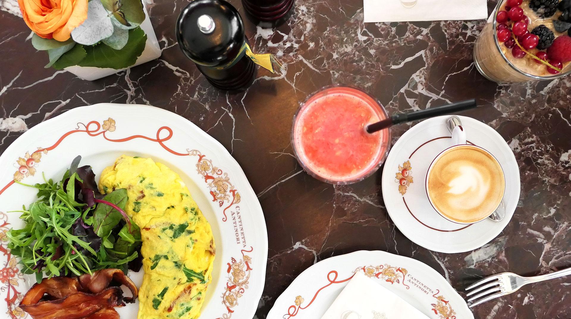 Cantinetta Antinori | Riccardo Giraudi | Tuscan Cuisine | Brunch